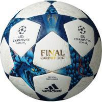 アディダス、サッカーボール5号球。 UEFAチャンピオンズリーグ2016-2017の決勝戦を含む決勝...