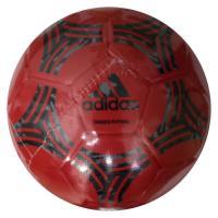 タンゴグラフィック ハイブリッド フットサル レッド 【adidas|アディダス】フットサルボール4号球aff4632r