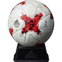 アディダス、FIFA主催大会公式試合球「KRASAVA」、レプリカミニボール。 コンフェデレーション...