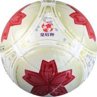 第36回皇后杯全日本女子サッカー選手権大会試合球。 熱接合により縫い目がなく、雨でもボールが重くなら...