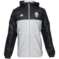 イタリア・セリエA、ユベントスの16-17シーズンモデル、ウインドジャケット。 カジュアルに着こなせ...