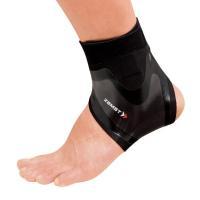 ザムスト、足首・アキレス腱用サポーター。 足首の軽い圧迫・保護に。テーピングやバンテージよりカンタン...