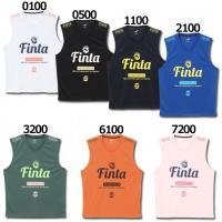 ノースリーブシャツ 【FINTA|フィンタ】サッカーフットサルウェアーft8306