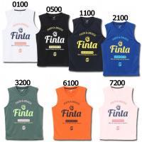ジュニア ノースリーブシャツ 【FINTA|フィンタ】サッカーフットサルジュニアウェアーft8356
