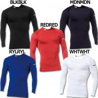 酷暑時に最適なヒートギアシリーズのコンプレッションシャツ。 高い吸汗速乾性を誇り、あらゆる動作におい...