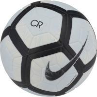 ナイキ、サッカーボール5号球。 CR7コレクションのプレステージボール。 ◆5号球 ◆ホワイト×ブル...