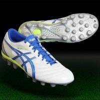 アシックス、ジュニアサッカースパイク。 ジュニアの足を守る機能を追求したDSライトのジュニアモデル。...