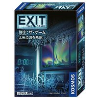 EXIT 脱出:ザ・ゲーム 北極の調査基地 新品  ボードゲーム アナログゲーム テーブルゲーム ボドゲ|kenbill