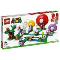 キノピオ と 宝さがし 71368 新品レゴ スーパーマリオ   LEGO Super Mario 知育玩具 (弊社ステッカー付)|kenbill