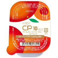 ブイクレス CP10ゼリー  ルビーオレンジ 80g×30 シーピーテン