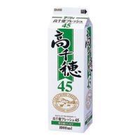 冷蔵発送 南日本酪農 高千穂フレッシュ45 1L|kenko-departs