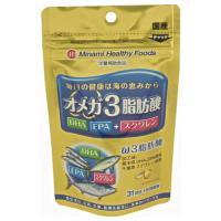 ●毎日の健康サポートは海の恵みから ●栃木県 DHA、EPA使用・千葉県 スクワレン使用 ●約31日...