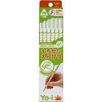 トンボ鉛筆 もちかた鉛筆 三角軸 YO2 2B[KE-EY022B] (ゆうパケット配送対象)|kenko-ex