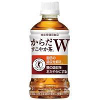 ●日本初、1本で2つの働きをもつ 消費者庁許可特定保健用食品の無糖茶。 ●植物由来の食物繊維の働きに...