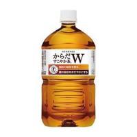 【送料無料】コカ・コーラ からだすこやか茶W 1050mL×24本入 特定保健用食品 (2ケース販売)(直送品)