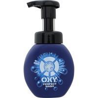ロート製薬 オキシー(OXY) パーフェクトウォッシュ泡タイプ 150ml(男性化粧品 洗顔フォーム)|kenko-ex