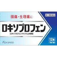 ●痛みや熱は、プロスタグランジンという物質が体内で作られることにより起こります。 ●ロキソプロフェン...