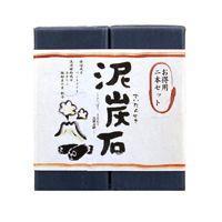 ペリカン石鹸 泥炭石(でいたんせき) 石鹸 2個パック kenko-ex