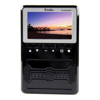 【即配】(KT)3インチポータブル ワンセグTV/AM・FMラジオ KR-006AWFT ケンコート...