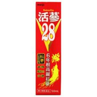 ■商品名 活參(かつじん・カツジン)28V 50mL  ■医薬品区分 第3類医薬品  ■製品の特長 ...