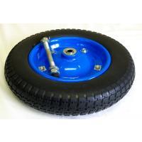 一輪車用ノーパンクタイヤ 13インチ  二才(並)用、三才(深型)用(共通)替えタイヤです。