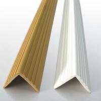 【規格】5cm×5cm×1.5m 【カラー】オフホワイト・チーク 【素材】軟質塩ビ(ゴムやスポンジよ...