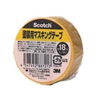 スリーエムジャパンマスキングテープ塗装用M40J-15 15X18|kenzaisyounin