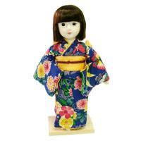 遊びながら学べる着付け、着せ替え和人形。*貴方も着物の着付けを練習してマスターしてみませんか?*型紙...