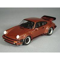 エブロ 1/43 ポルシェ 911 ターボ 1977 ブラウン