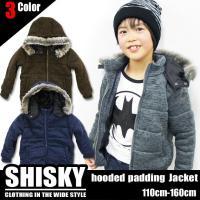 韓国子供服SHISKY 中綿ジャケット  取り扱いサイズ 110cm 120cm 130cm 140...