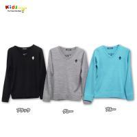 ハットスカルのワンポイントと背中のブランドロゴデザインがカッコイイチャビーのセーターは、どんなアウタ...