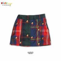 クランタータンは本来、スコットランドの民族家系で柄を所有した由緒正しいチェック柄。そんなチェック柄を...