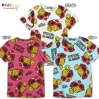 MINIFACE総柄プリントを全面に施したビッグシルエットのTシャツです。ブランドのアイコン的グラフ...