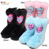 暖かいファーブーツはこれからの季節に大活躍できそう♪ふんわりしたミルキーカラーが、足元を可愛く魅せて...
