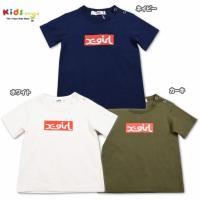 ブランドをスマートに印象づける、ボックスロゴプリント入りのTシャツです。クルーネックのベーシックなフ...
