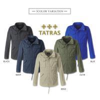 タトラス TATRAS サファリジャケット メンズ M65 パッカブル ミリタリ MTA15S4345 SARDEGNA|kiiroya-import|03