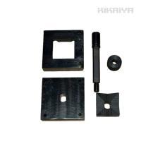 ・四角穴をキレイにかつ素早く開ける事ができます ・別売り油圧パンチャーと組み合わせて使用できます  ...