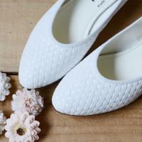 パンプス ローヒール 痛くない 大きいサイズ 黒 歩きやすい ポインテッドトゥ ぺたんこ フラットシューズ バレエシューズ レディース 日本製 春 靴 kilakila