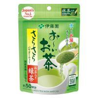 よろずやマルシェ(キラット) - 伊藤園 おーいお茶 サラサラ緑茶40g約50杯分|Yahoo!ショッピング