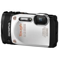 購入単位:1台  オリンパス デジタルカメラTG-860WH ホワイト おりんぱす オリンパス OR...