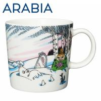 Arabia アラビア ムーミン マグ スプリングウィンター Spring Winter 300ml マグカップ 2017年冬季限定 『2月23日15時まで期間限定価格』