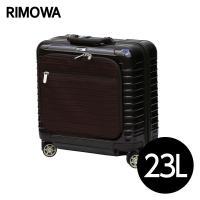 購入単位:1台  K01262 リモワ RIMOWA サルサ デラックス ハイブリッド 31L ブラ...