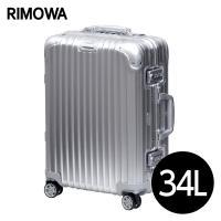 購入単位:1台  K01378 リモワ RIMOWA トパーズ 34L シルバー TOPAS キャビ...