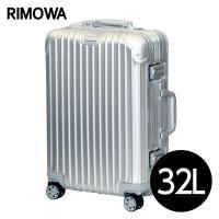 購入単位:1台  K01409 リモワ RIMOWA トパーズ 32L シルバー TOPAS マルチ...