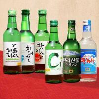 韓国では焼酎を冷やしてストレートで飲むため、辛い料理にあうよう少しまろやかな風味になっています。チャ...