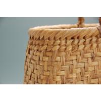 てまひま工房 謹製 山葡萄 籠バッグ (削皮) 大 ハンドバッグ tm81679