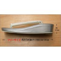 礼装用・草履バッグセット 17-93. シルバー系の草履&バッグ フリーサイズ