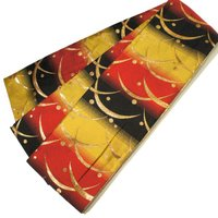 特価 半幅帯 日本舞踊 舞台衣装 金襴 リバーシブル 細帯 送料無料