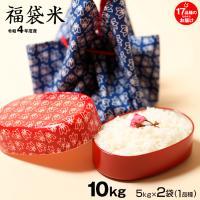 米 お米 10kg 5kg×2袋 白米 福袋米 令和2年 滋賀県産 送料無料 即日配達 同一品種でのお届けとなります