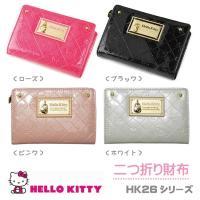 c870a0170978 サンリオ(sanrio). Hello Kitty (ハローキティ) 二つ折り財布 ...